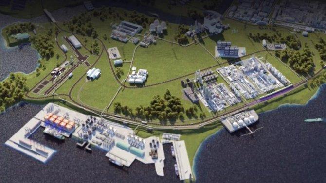 Две немецкие фирмы построят завод, поглощающий углекислый газ