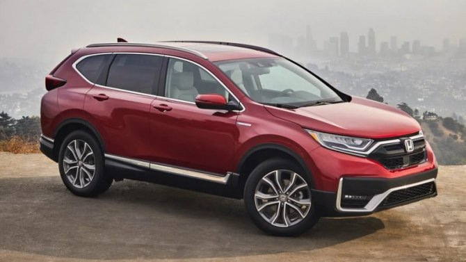 Выросли цены наавтомобили Honda