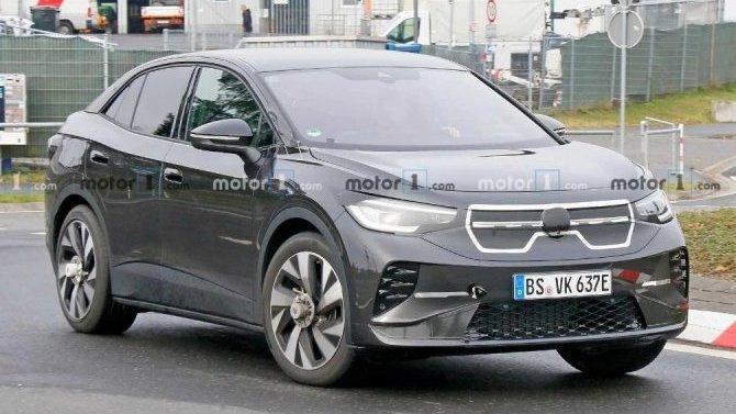 Объявили сроки премьеры электрокроссовера VolkswagenID.4 GTX
