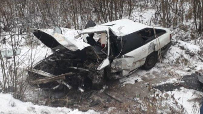 Два человека погибли в ДТП в Маловишерском районе