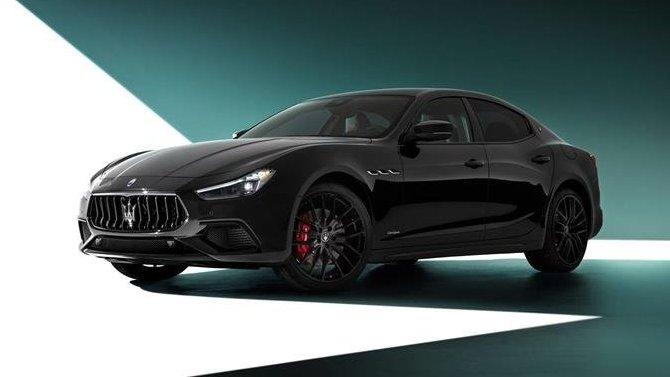 Обновлены три модели Maserati