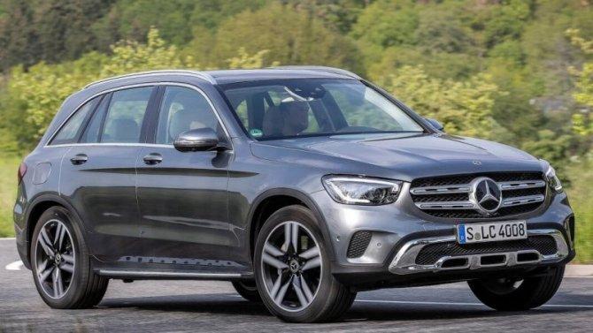 Уавтомобилей Mercedes-Benz обнаружена очередная неисправность
