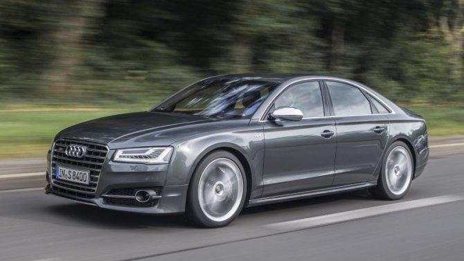Уавтомобилей Audi выявлены проблемы ссистемой охлаждения