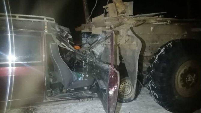Две женщины погибли по вине пьяного водителя в ДТП в Башкирии