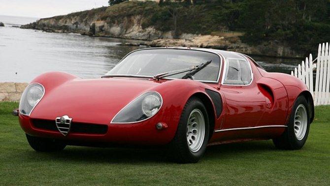 Родстер Alfa-Romeo 4C Spider получил эксклюзивное исполнение