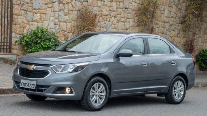 Chevrolet: продана тысяча иодна машина