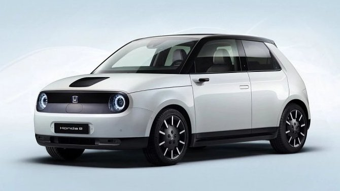 Honda планирует продавать вЕвропе только гибриды иэлектромобили