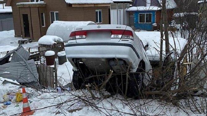 В ДТП вБердске погибла 22-летняя девушка