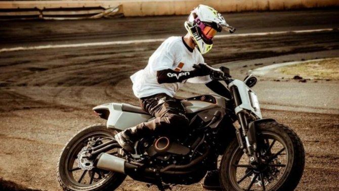 ВИталии создан «клон» Harley-Davidson