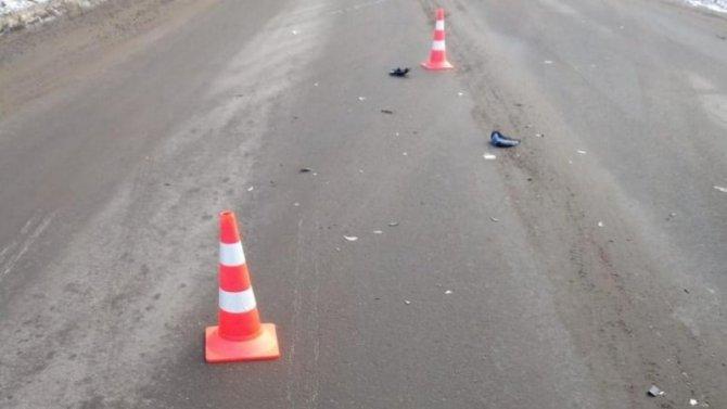 В Боброве иномарка сбила ребенка на переходе