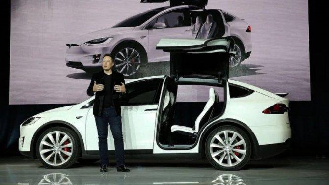 Илон Маск готов купить любого автопроизводителя