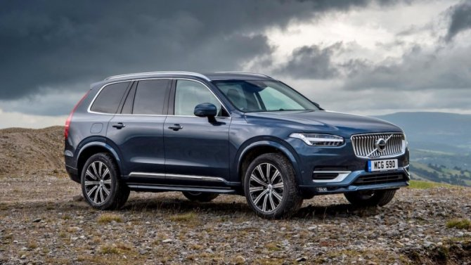 Volvo наращивает продажи вРоссии
