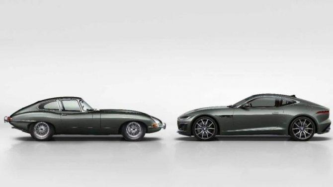 Jaguar F-Type «щеголяет» новым исполнением