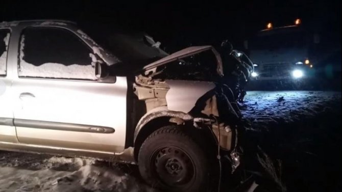 Водитель ВАЗа погиб в ДТП в Белорецком районе Башкирии