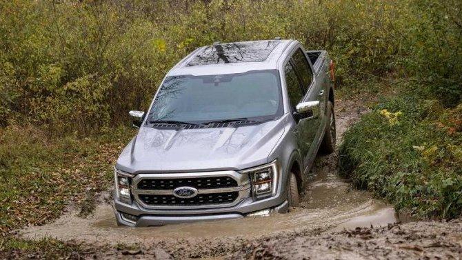 Ford F-150 получит передовую «мультимедийку»