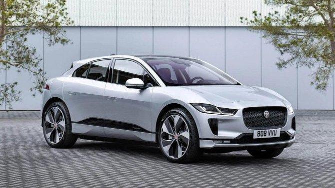Когда в России появится обновлённый Jaguar I-Pace?