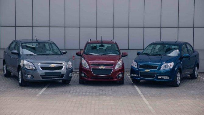 ВРоссии открылся новый дилерский центр Chevrolet