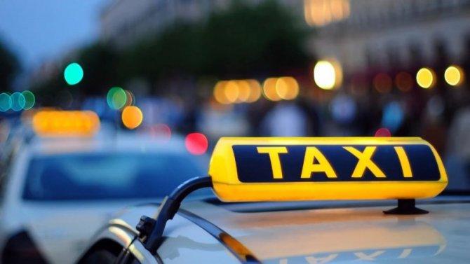 Новый законопроект оработе такси может привести кразвалу его работы