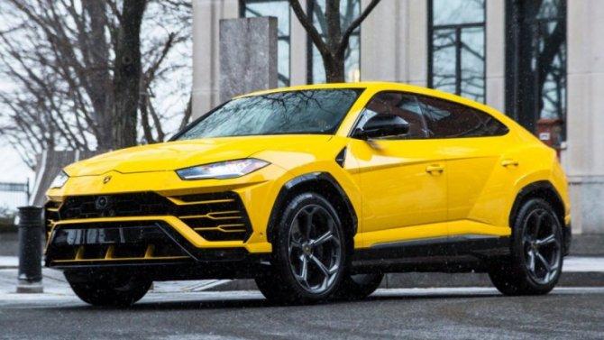 Укроссоверов Lamborghini Urus выявлен опасный дефект