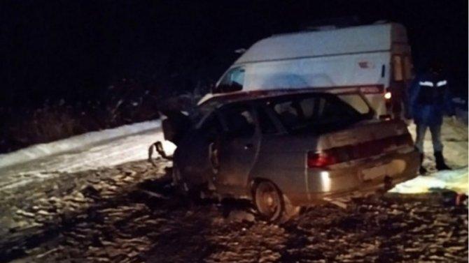 В ДТП в Шахунском районе Нижегородской области погибли два человека