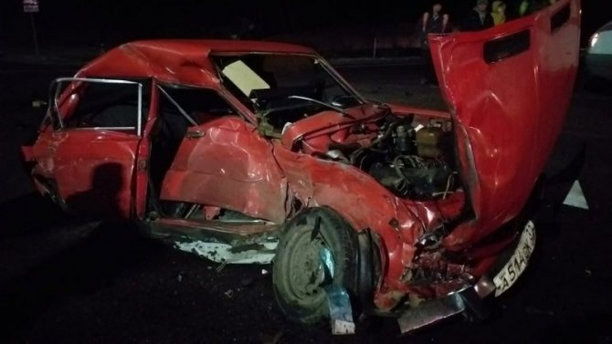 В ДТП под Клинцами погиб 25-летний водитель