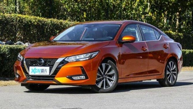 Nissan Sylphy признан самым продаваемым автомобилем вКитае