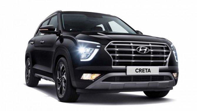 Когда новый Hyundai Creta появится вРоссии?