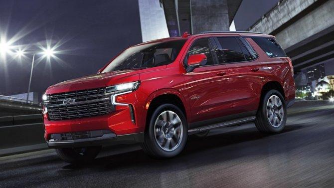 Chevrolet Tahoe станет экономичнее