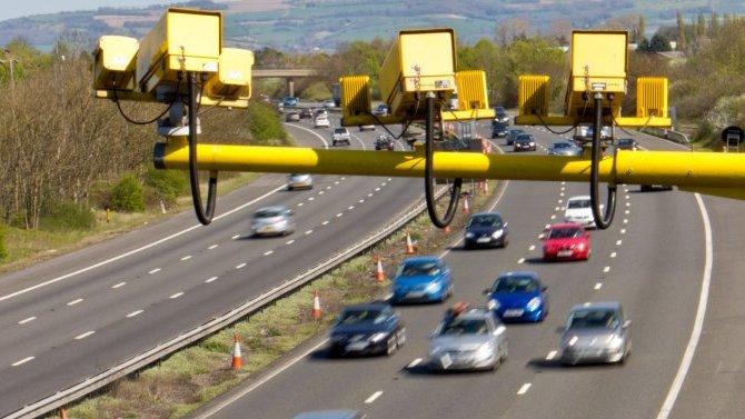 Дорожные камеры вЕвропе начнут фиксировать новое нарушение