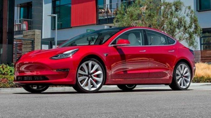 Установлен рекорд китайских продаж Tesla
