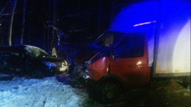 30-летняя женщина погибла в ДТП в Малоярославецком районе