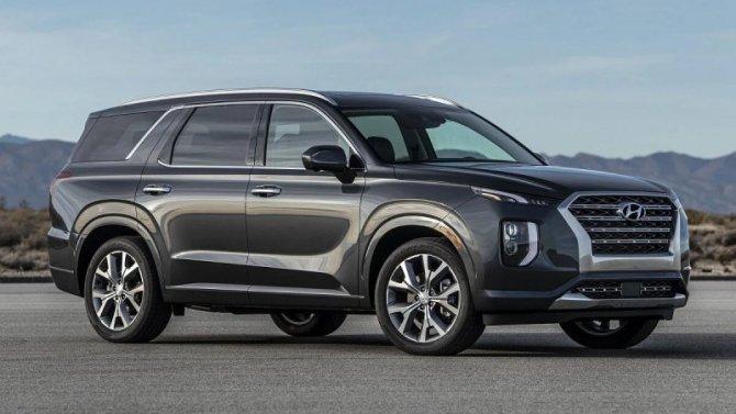 ВРоссии начались продажи нового Hyundai Palisade