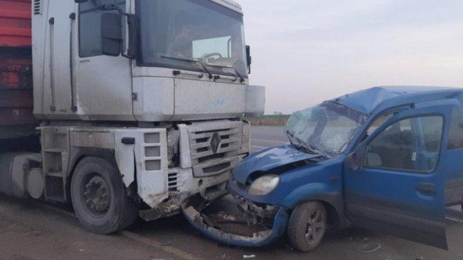 В ДТП под Калининградом погиб пожилой водитель иномарки