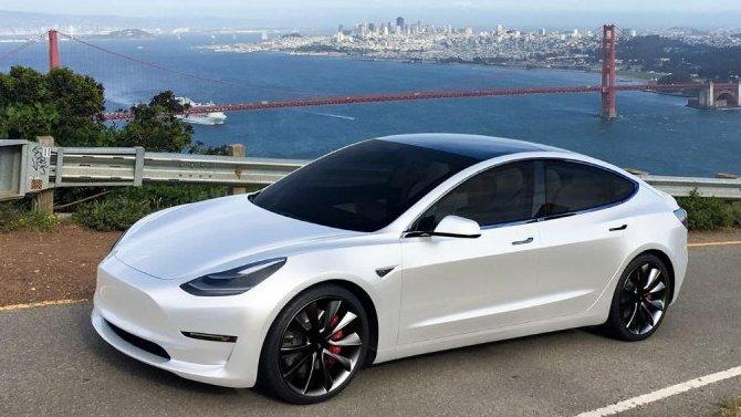 УTesla Model 3 возрос запас хода