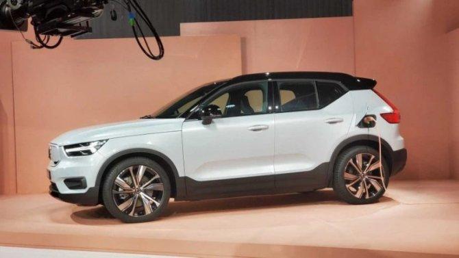 Volvo сосредоточится навыпуске кроссоверов