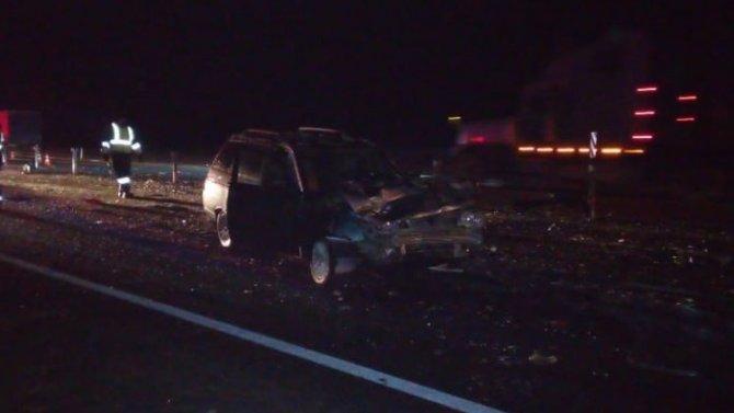 Два человека погибли в ДТП в Ставропольском крае