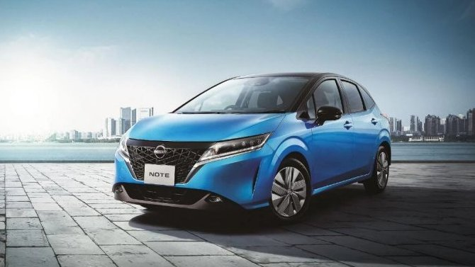 Представлен новый Nissan Note