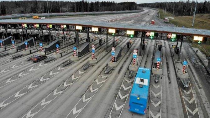 «Халявный» проезд поплатной дороге может подешеветь