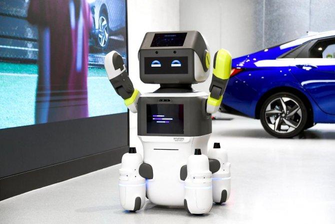 робот 1