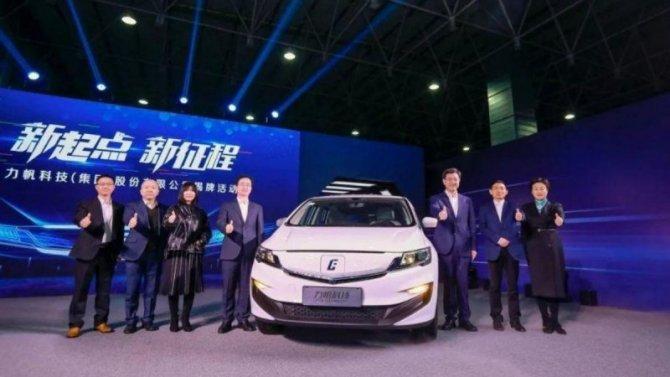 Lifan будет выпускать электромобили Geely
