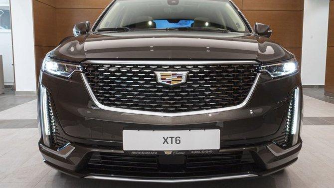 Cadillac XT5 и XT6 – В НАЛИЧИИ!
