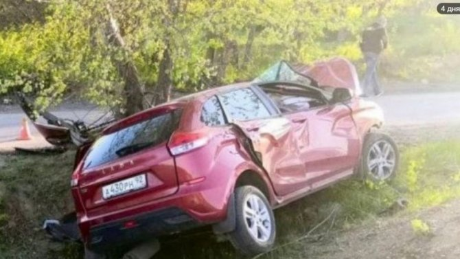 Стартовало уголовное дело авто-леди из Севастополя, которая в мае 2020-ого совершила смертельное ДТП
