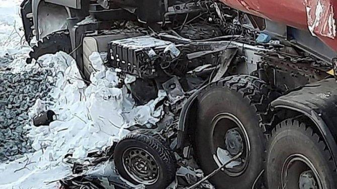 В ДТП в ЯНАО погиб человек