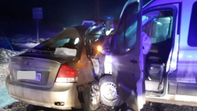 Причиной аварии вОренбурге могло стать качество содержания дорожного полотна зимой