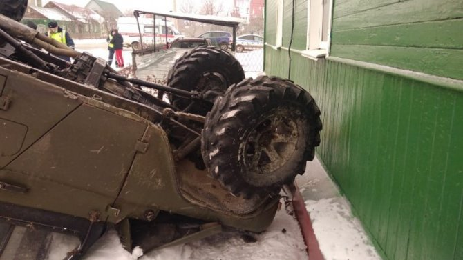 В Тамбове в ДТП погиб водитель УАЗа