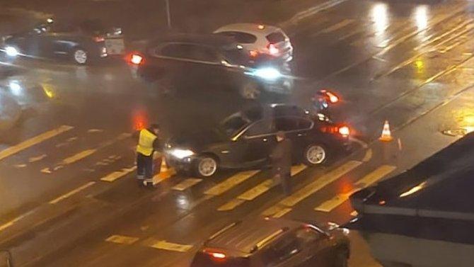 На Савушкина в Петербурге сбили пешехода
