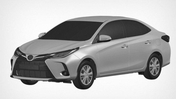ВРоссии запатентован сверхбюджетный автомобиль отToyota
