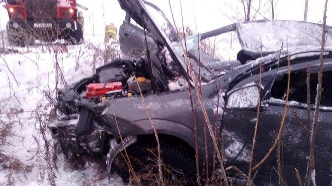 Молодой мужчина погиб в ДТП в Сакмарском районе Оренбургской области