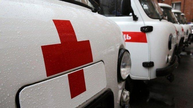В ДТП со «скорой» в Казани пострадала 13-летняя девочка