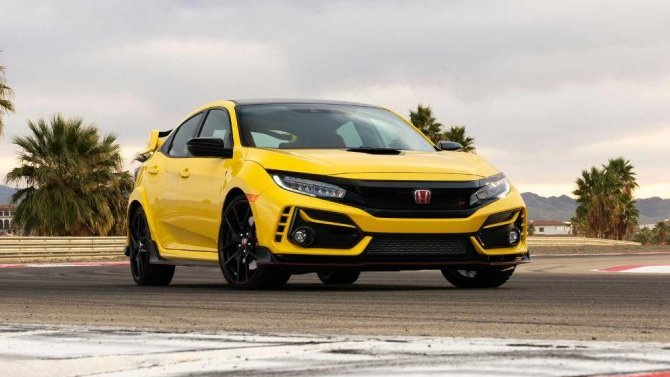 Хэтчбек Honda Civic Type Rобновился иподорожал